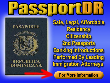 Dominican Republic Passport and Residency