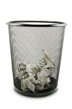 Fiat Paper Basket