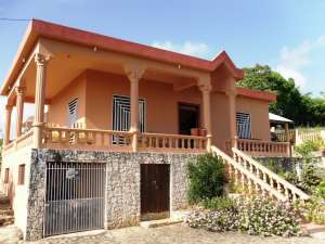 Jose's House in Naranjito