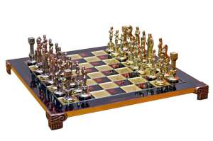 Silver or Gold Without Any It's Checkmate Game Over!!!