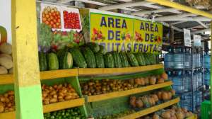 Organic Fruit And Vegetables in Cabrera Dominican Republic