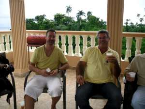 Jeff Berwick and Barry in DR