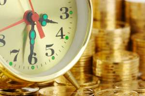 Time and Money both need to be in balance