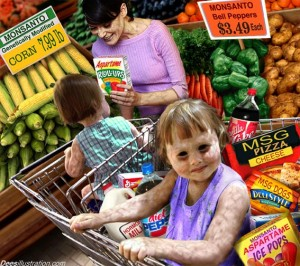 Almost Everything You Feed Your Kids IS POISON. Think What You're Doing to Their Futures.