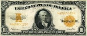 Strike Three The Gold Backed Dollar