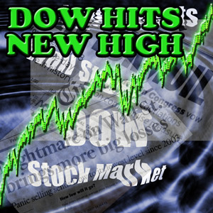 DOW Hits New Highs