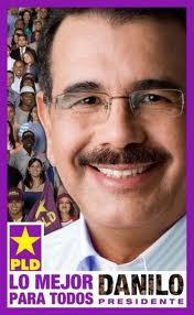 Danilo Medina President
