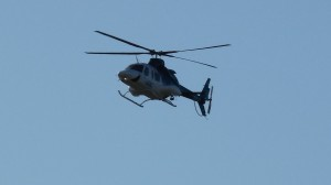 First of three Choppers to Arrive