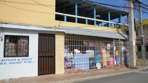 General stores, Hardware stores furniture stores all were closed in support of The People