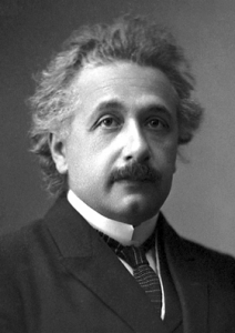 Do not worry about your difficulties in Mathematics. I can assure you mine are still greater. (Albert Einstein)