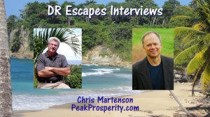 Chris Martenson Peak Prosperity Interview