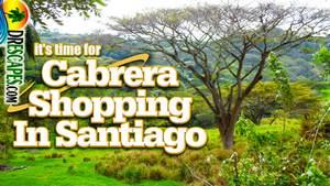 Cabrera Expats Shopping In Santiago