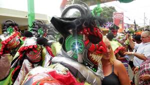 Outlandish Carnival Costumes and Masks