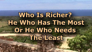 Who is Richer?