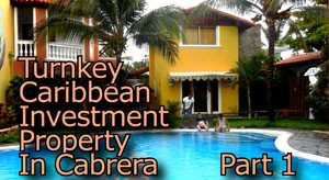 Turnkey Caribbean Vacation Home In Rental Pool