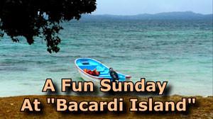Bacardi Island - The Iconic Tropical Beach