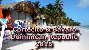 Bavaro Beach And Tourist Shops