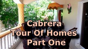Cabrera Home Tour