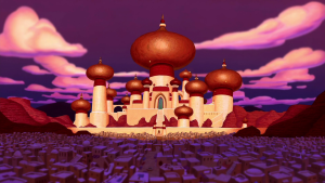 Welcome to Agrabah. Now lets bomb the hell out of it.