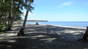 Pirate Beach Near Cabrera