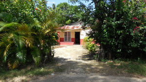 Country Homes Along The Backroads Of The Dominican Republic