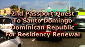 Residency renewal on path to 2nd passport