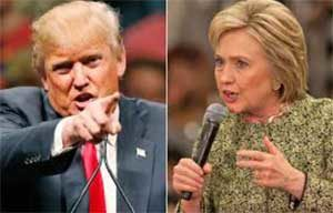 Contentious US Presidential Election 2016