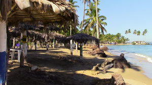 Los Gringos Beach In Nagua Dominican Republic