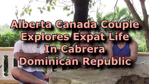 Alberta Canadian Couple Explores Cabrera