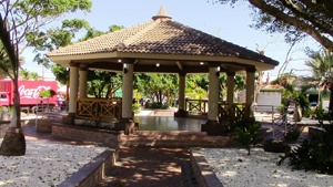 Cabrera Dominican Republic Central Park Revamped