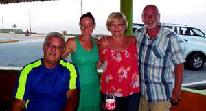 Canadian Travelers Discover Cabrera Dominican Republic