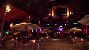 Cabarete Nightlife And Beach Restaurants