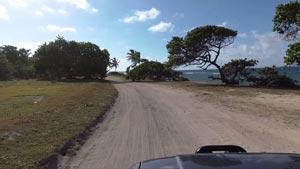 Luperon Beach Road