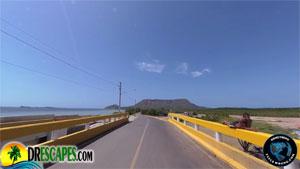 Monte Cristi Malecon Road
