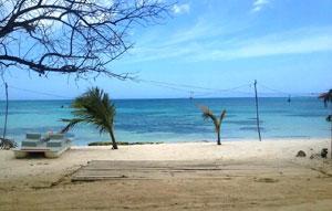 Punta Rucia Beach Typical View