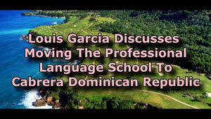 Why Cabrera For The Professional English School